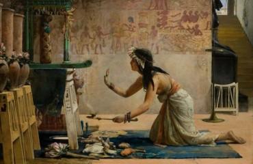magie noire egypte